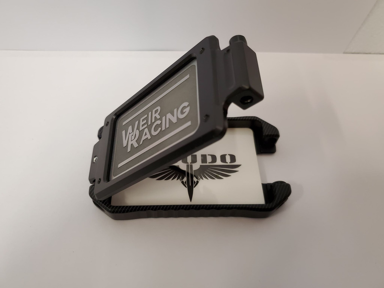 Weir Racing SCUDO Switch Wallet - Black