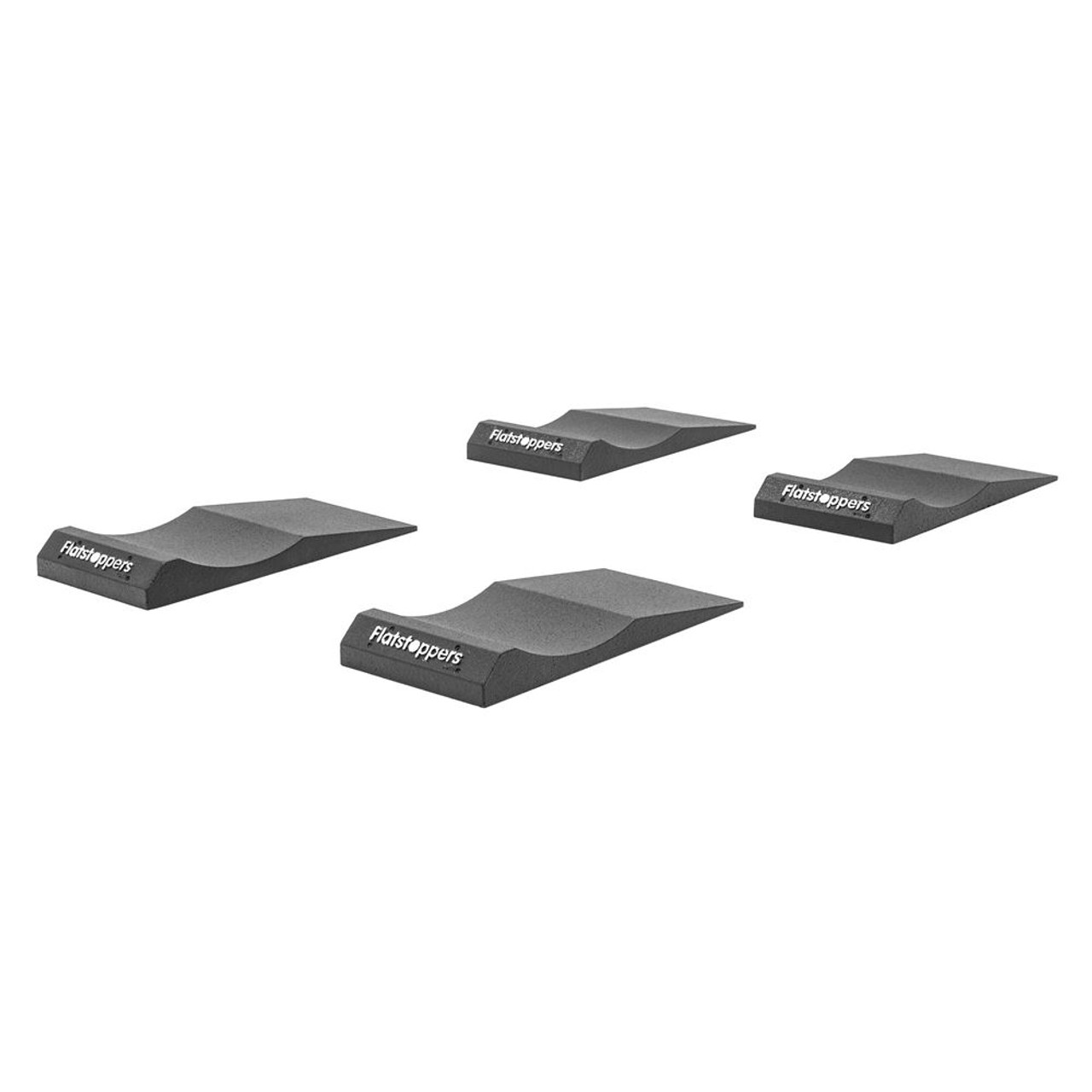 "Race Ramps 14"" W FlatStoppers Car Storage Ramps - 4 Pack (RR-FS)"