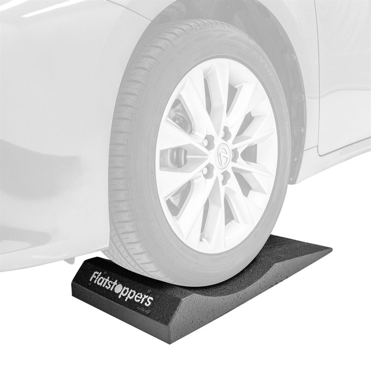 """Race Ramps 14"""" W FlatStoppers Car Storage Ramps - 4 Pack"""