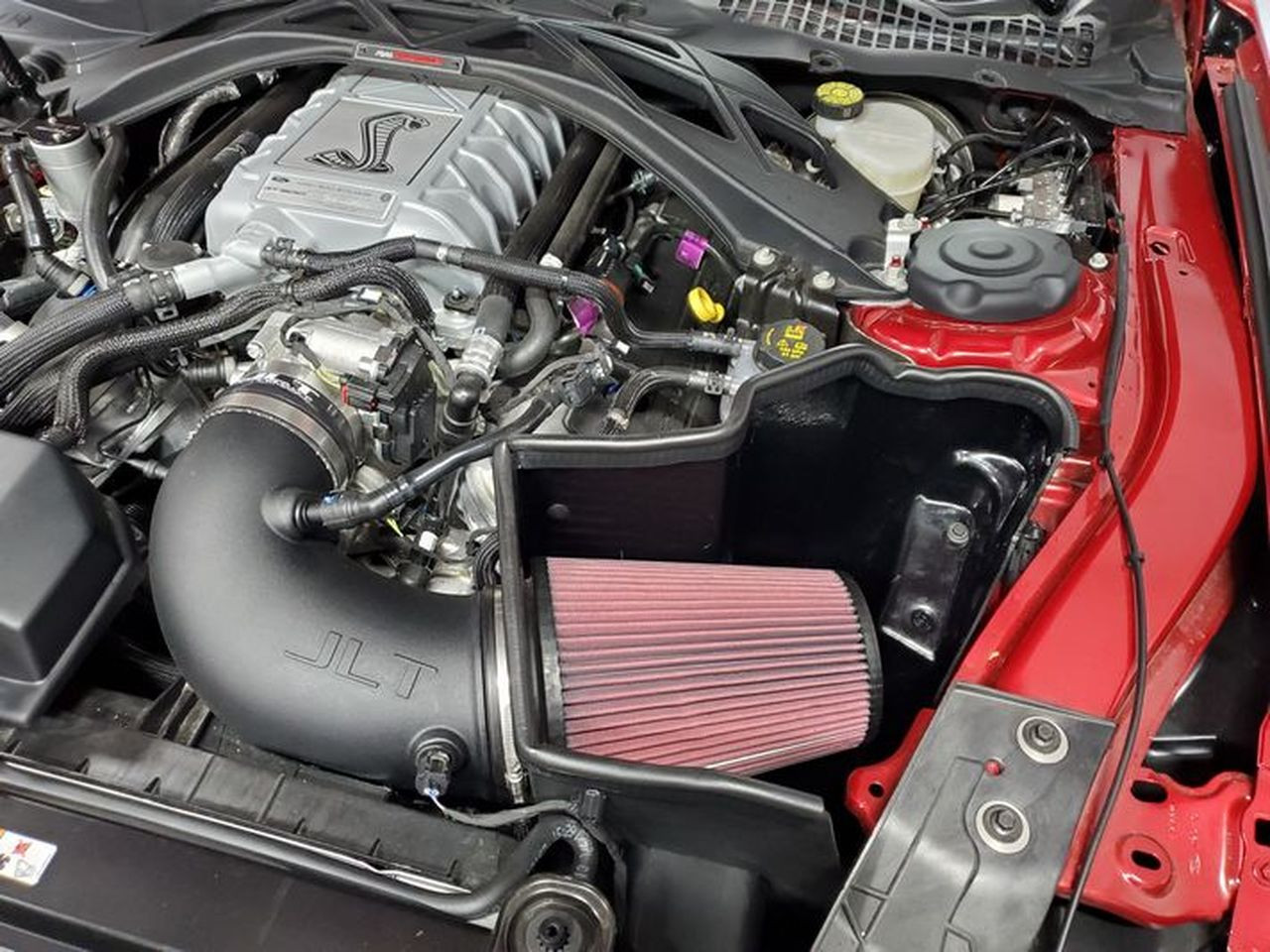 JLT Big Air Intake (2020 GT500)