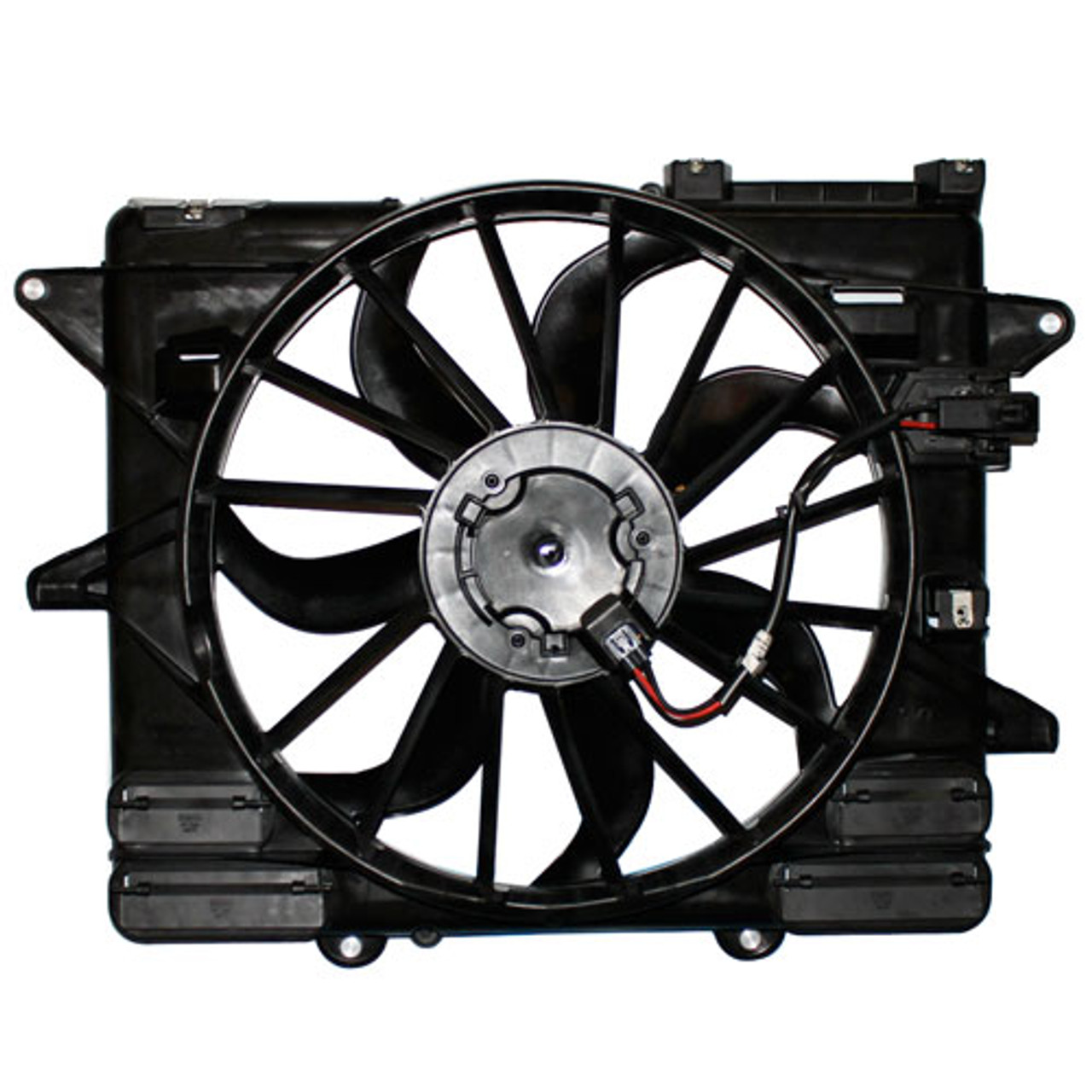 Ford Performance 2005-2014 Mustang Performance Cooling Fan (M-8C607-MSVT)