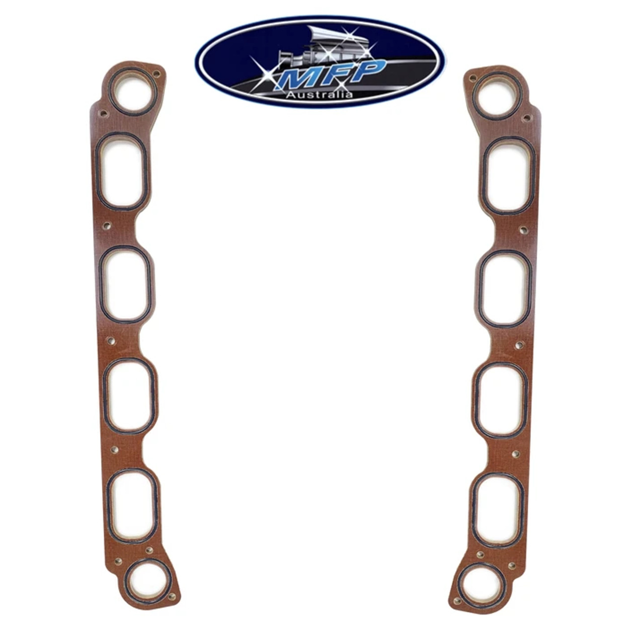 MFP 2007-2014 GT500 Phenolic Spacers (Cylinder Head to Intake)