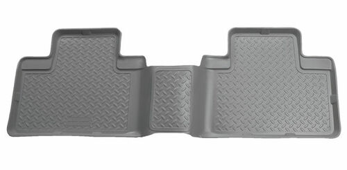 Husky Liners 00-02 Ford F-150 Super Crew Cab Classic Style 2nd Row Gray Floor Liners (PN: 63052)