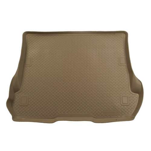 Husky Liners 00-05 Ford Excursion Classic Style Tan Rear Cargo Liner (Behind 3rd Seat) (PN: 23903)