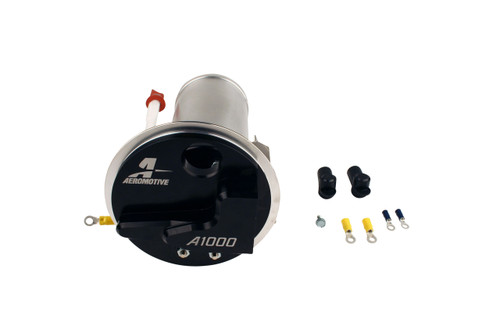 Aeromotive 07-12 Ford Mustang Shelby GT500/S197 - A1000 In-Tank Stealth Fuel System (PN: 18682)