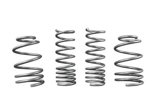 Whiteline 2014-2018 Ford Focus ST Performance Lowering Springs (PN: WSK-FRD009)