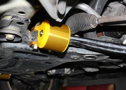 Whiteline 08+ Ford Focus / 04-09 Mazda 3 Front Anti-Lift/Caster - C/A Lower Inner Rear Bushing (PN: KCA428)