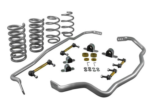Whiteline Ford Mustang GT S550 Grip Series Stage 1 Kit (PN: GS1-FRD006)