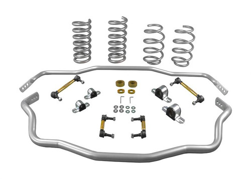 Whiteline Ford Mustang S550 2.3L/3.7L Grip Series Stage 1 Kit (PN: GS1-FRD007)
