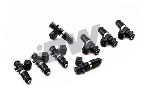 DeatschWerks Chevy LS2 / 5.7L & 6.1L HEMI Bosch EV14 1200cc Injectors (Set of 8) (PN: 16MX-21-1200-8)