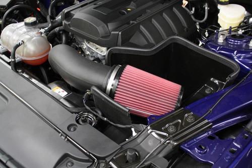 JLT Cold Air Intake - Black Plastic (2015-2019 Mustang EcoBoost)