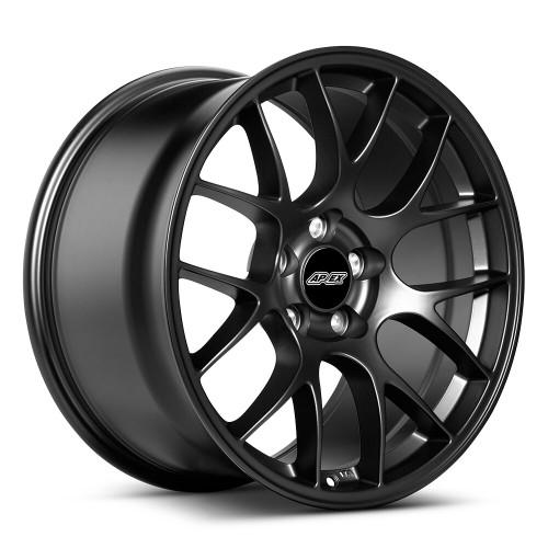 "18x10"" ET40 APEX EC-7 Mustang Wheel (Satin Black)"