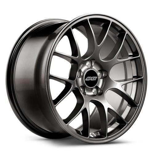 """18x10"""" ET40 APEX EC-7 Mustang Wheel (Anthracite)"""