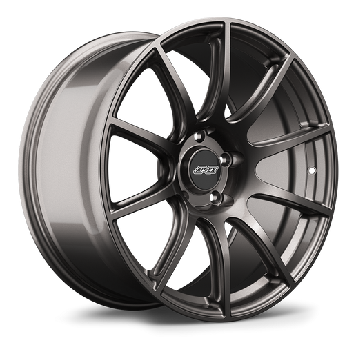 "19x10"" ET40 APEX SM-10 Mustang Wheel (Anthracite)"