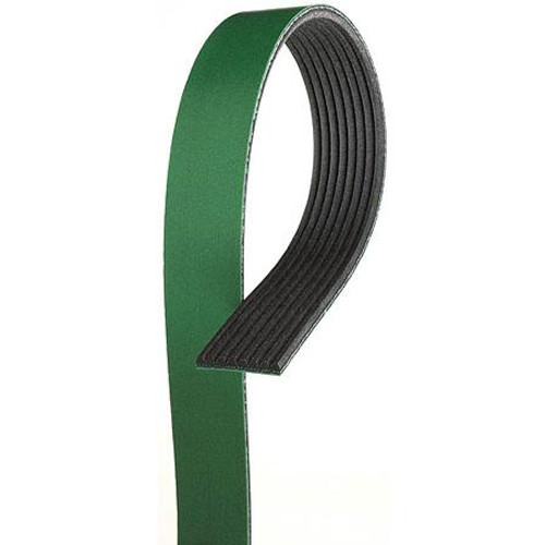 "Gates 87.4"" 10-Rib HD Green Belt (GATES-K100874HD)"
