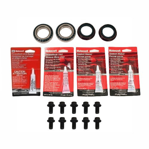 Ford Racing 14-16 Ford Fiesta ST Quaife Torque Biasing Differential Installation Kit