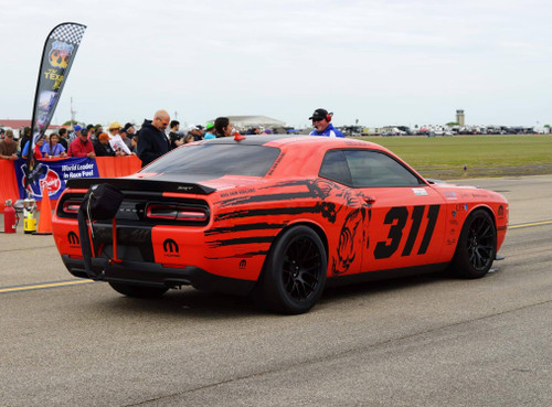 "Weir Racing ""Big Jon"" Texas Mile Supercharger Package (Challenger Hellcat)"
