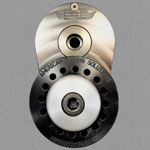 American Racing Solutions Hellcat Billet Racing Belt Tensioner Set