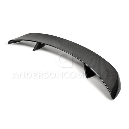 Anderson Composites 2015 - 2019 Mustang Carbon Fiber Type-AT Rear Spoiler
