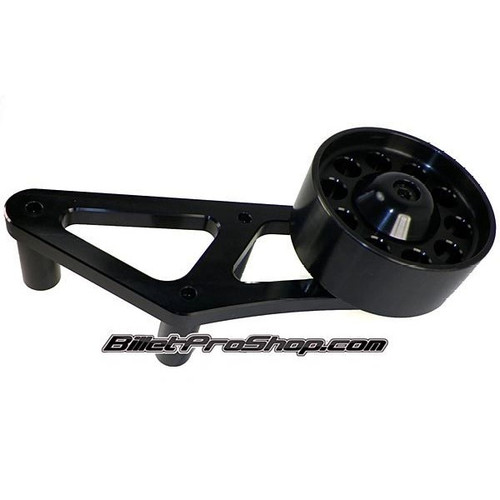 BPS adjustable 90mm aux idler for TVS supercharged GT500's