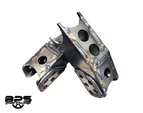 BPS S-197 8.8 Lower Control Arm Brackets (3 inch tubes)