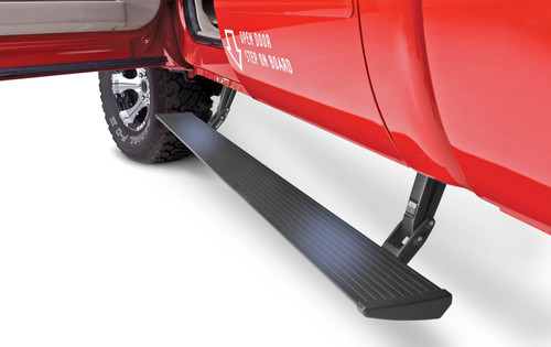 AMP Research 2008-2016 Ford F250/350/450 All Cabs PowerStep - Black