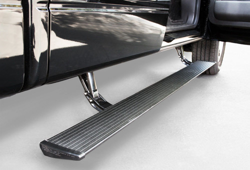 AMP Research 2004-2008 Ford F150 All Cabs PowerStep - Black