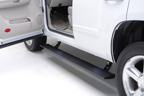 AMP Research 2018 Ford Expedition Excludes Max Submodel PowerStep Plug N Play - Black