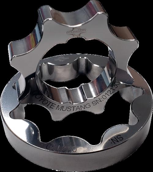 Boundary CM-OPG-Mustang Coyote Billet Oil Pump Gears (2011-2019 Mustang 5.0L / 5.2L, 2015-2017 5.0L F-150)