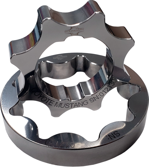 Boundary CM-OPG-F150 Coyote Billet Oil Pump Gears (2011-2014 & 2018-2019 5.0L F-150)