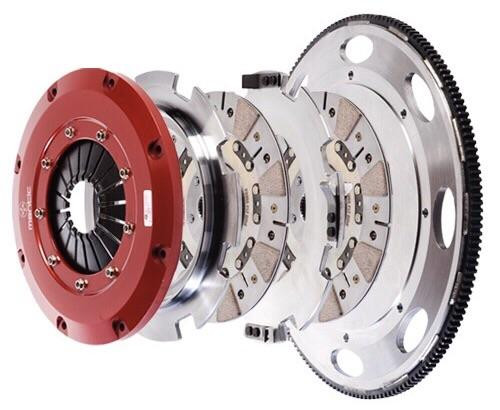 Mantic Twin Disc Clutch 2015-2017 Mustang Ecoboost