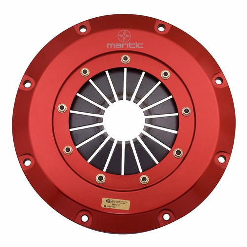 Mantic Twin Disc Clutch 2011-2017 Mustang GT - Ceremetallic