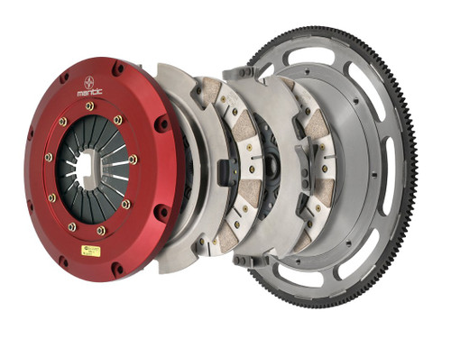 Mantic Twin Disc Clutch 2007-2014 Shelby GT500