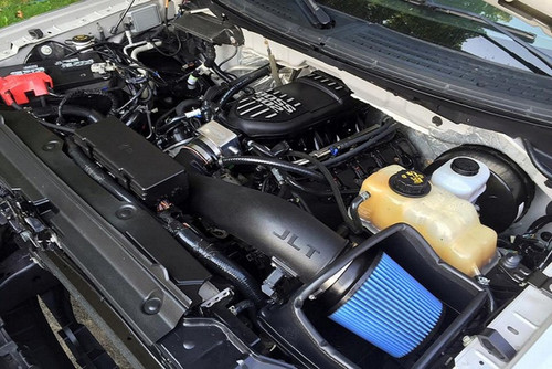 JLT Cold Air Intake with Blue Filter (2011-2014 F-150 5.0L)
