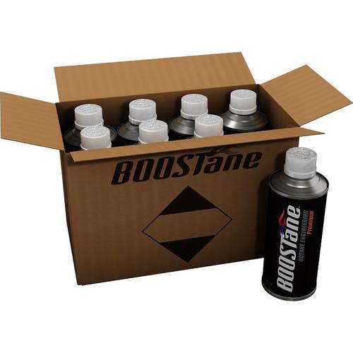 BOOSTane Premium Case (8pack - 16oz Bottles)