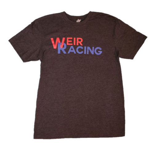 Weir Racing T-Shirt (Large) - Black