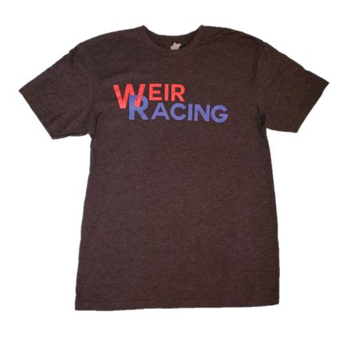 Weir Racing T-Shirt (3XL) - Black