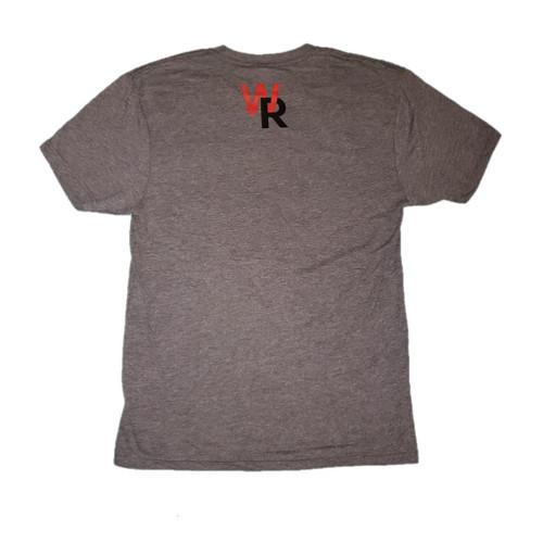 Weir Racing T-Shirt (Medium) - Grey