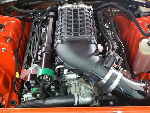 Big Jon Racing Hellcat Dual Idler Pulley Kit for Magnuson TVS2650 Hellcat Superchargers