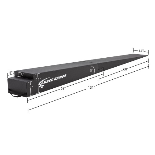 Race Ramps RR-TR-11-2 Dimensions
