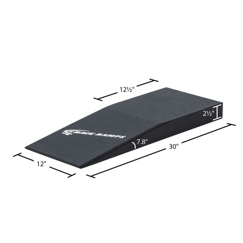Race Ramps RR-SCALE-2 Dimensions