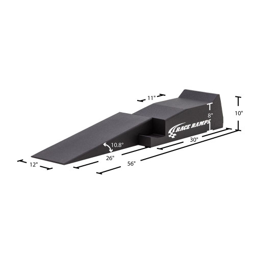 Race Ramps RR-56-2 Dimensions