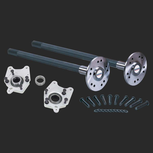 """Strange 8.8 Pro Race Axle Package With C-Clip Eliminator kit & 1/2"""" Studs (2005-2014 Mustang)"""