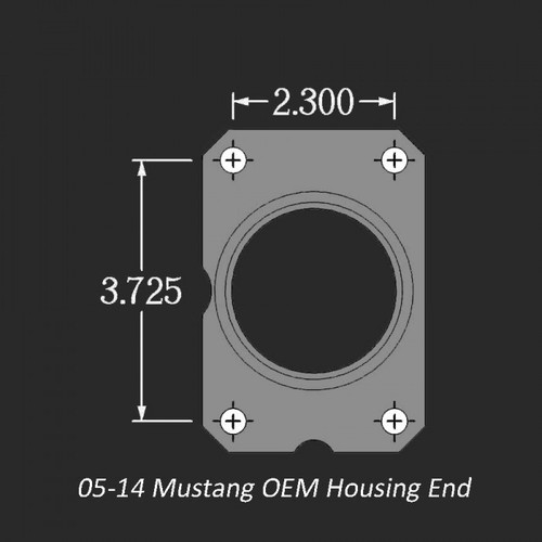 "Strange 8.8 Pro Race Axle Package With C-Clip Eliminator kit & 5/8"" Stud Kit (2005-2014 Mustang)"