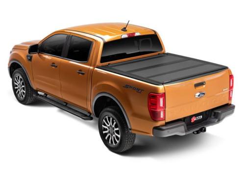 BAK BAKFlip MX4 Hard Folding Bed Cover (2019-2020 Ford Ranger 5ft Box)