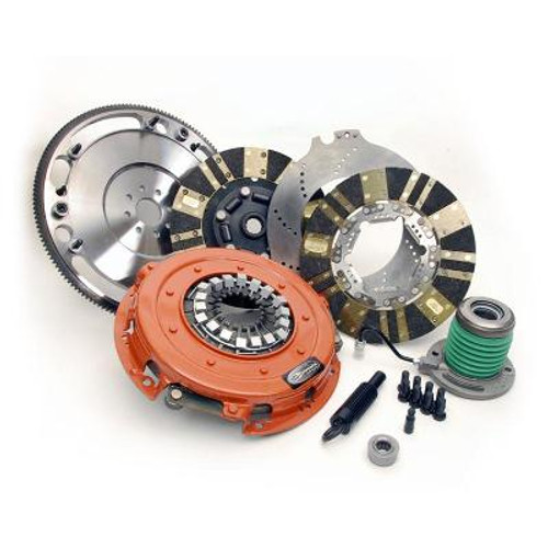 Centerforce DYAD XDS 10.4, Clutch and Flywheel Kit (415115705)