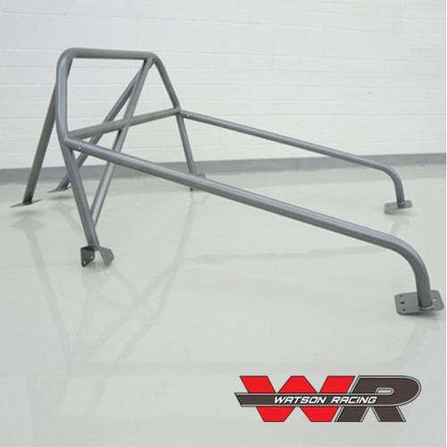 Watson Racing 6-Point Bolt-In Roll Bar (2005-2014 Mustang) WR-BOLTINCAGE6PT