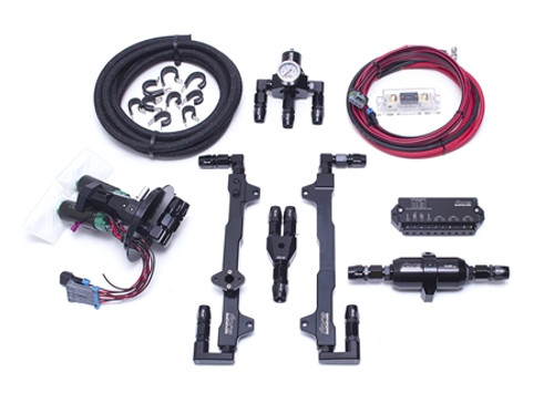 Fore Innovations 2007-2014 GT500 L4 Fuel System (Dual Pump)