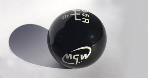 MGW Logo Classic Shift Ball (Mustang)