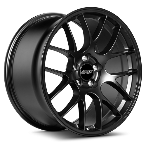 "APEX 19x9"" ET34 Satin Black EC-7 Mustang Wheel"